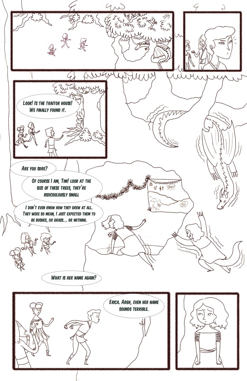 pagina 1 com texto